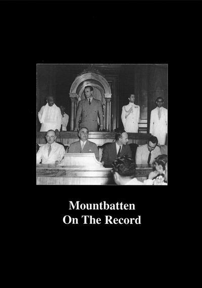 Mountbatten on the Record (1997)