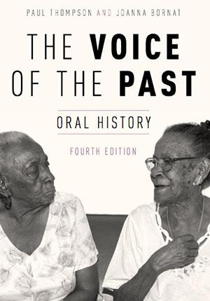 Voice of the Past book cover