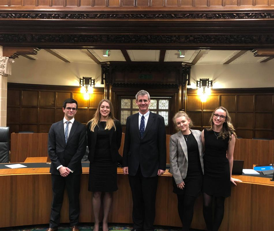 Supreme  Court Moot Finalists