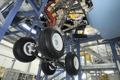 A350 landing gear