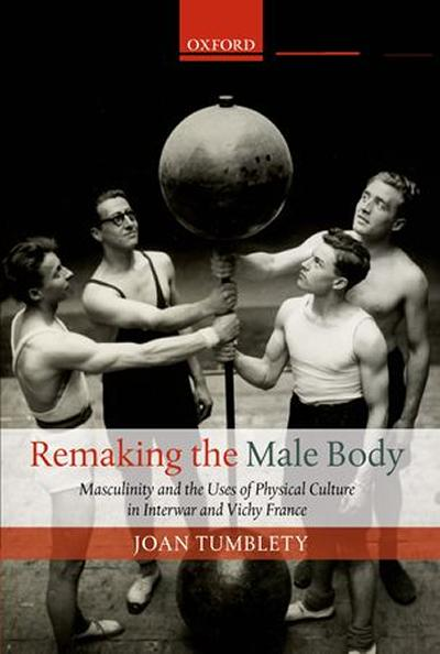 Cover image-Remaking the Male body