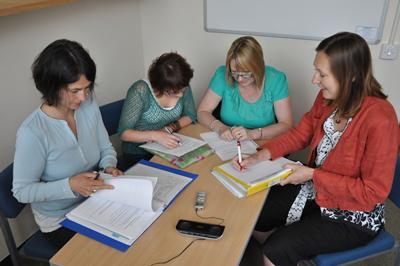 Cognitive Behaviour Thereapy students in training