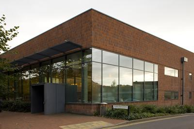 Jubilee Sports Centre located on Highfield Campus