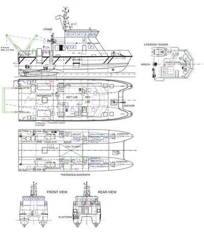 Plans of Callista