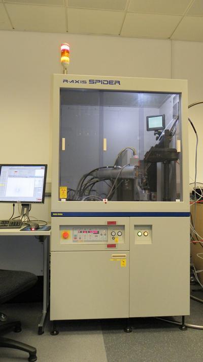 Rigaku R-AXIS Spider Diffractometer