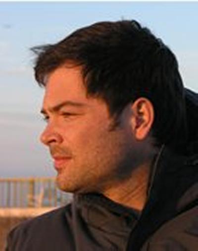 Southampton's Royal Literary Fund Fellow James McConnachie
