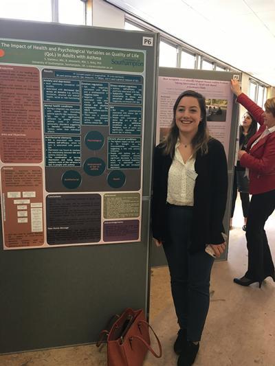 Sabina Stanescu (University of Southampton)
