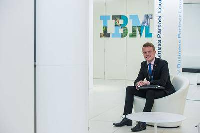 Miles Bannister, Placement with IBM