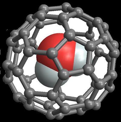 Image of H20 molecules