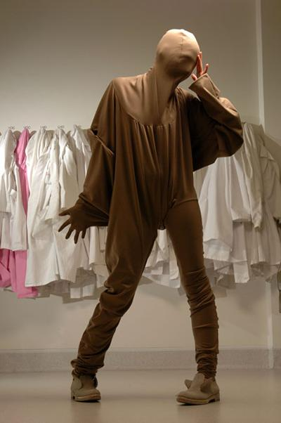Garment designed by Chloe Ride