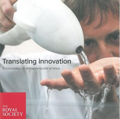 Front over of 'Translating Innovation' book
