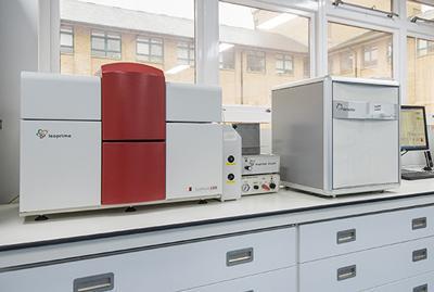 Elementar Vario Isotope Select Elemental Analyser
