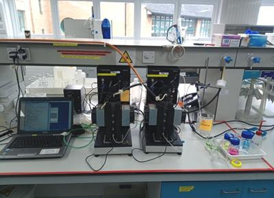 Bioreactor experiments