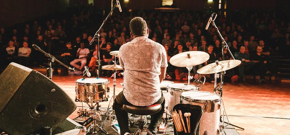 Drumming Masterclass with Nate Smith