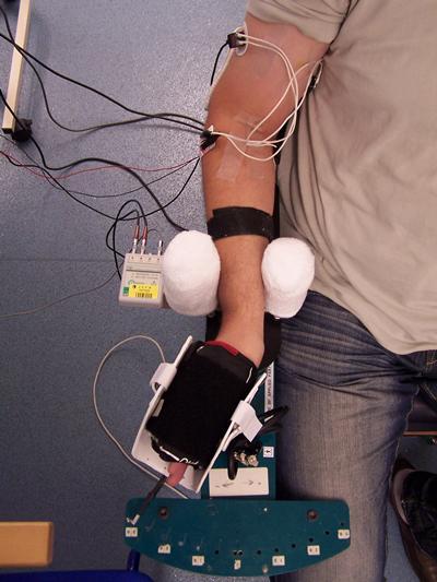 Wrist EMG Testing
