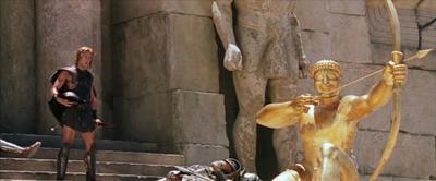 Troy featuring Brad Pitt (Wolfgang Petersen, 2004)