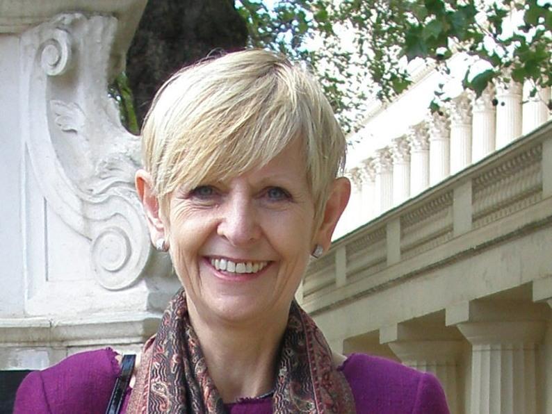 Professor Patricia Grocott