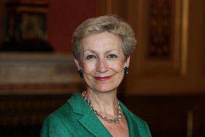 Image of Dame Judith Macgregor