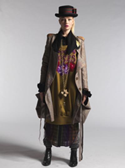 Future fashion stars showcase on national catwalks