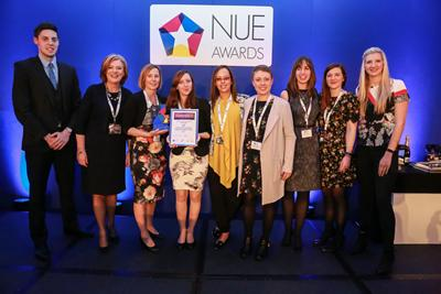 NUE Awards Winner