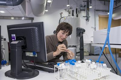 Preparation of solid-state samples