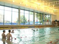 Our 25 metre swimming pool is a great place to exercise and relax