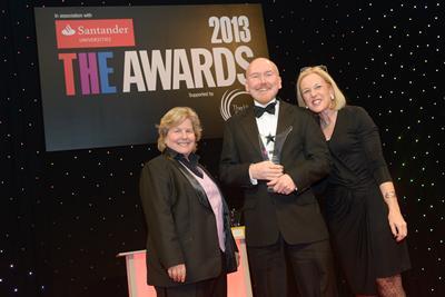 Most Innovative Teacher of the Year award 2013