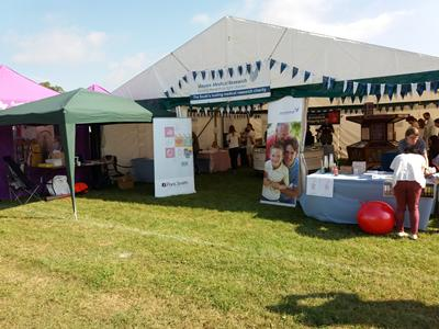 NAMRIP at New Forest Show 2017