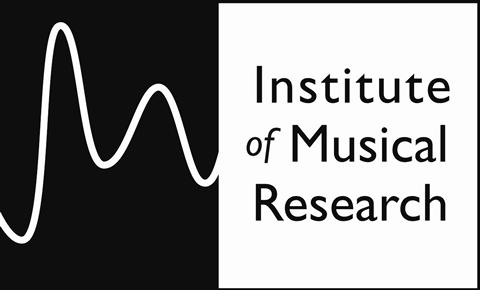 Institute of Music Research