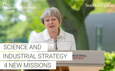 Science and Industrial Strategy