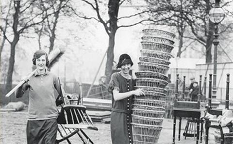 Female Philanthropy in the Interwar