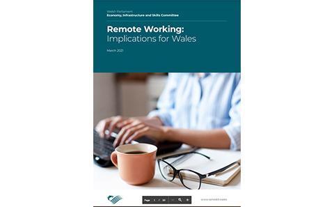 Welsh Committee Report