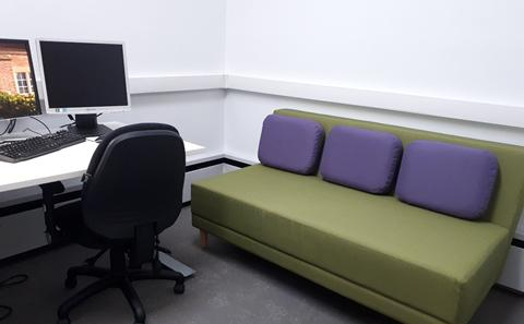 The Clarkson Rest and Study Room