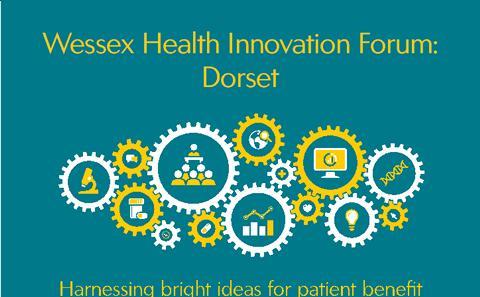 Dorset Innovation Forum Event Flyer