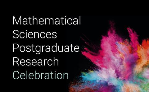 MathSci PGR Celebration