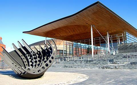 Wales National Assembly