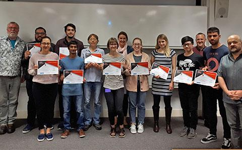 WSTNet'19 Participants