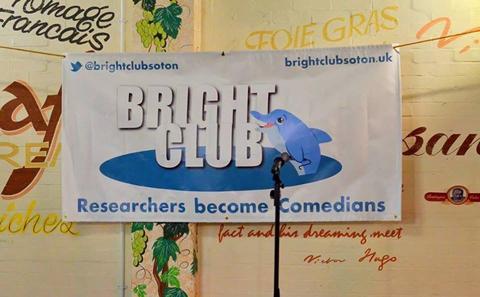 Bright Club Southampton