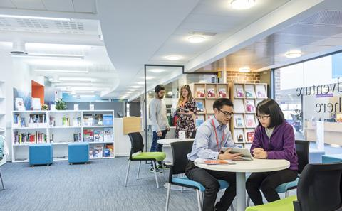 View of the Careers Centre