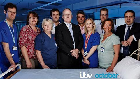 ITV Documentary: Trauma: Level One