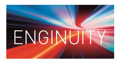 Front cover of Enginuity