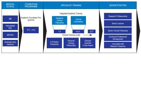 NIHR academic pathway