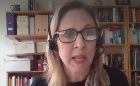 Dr Jane Parry