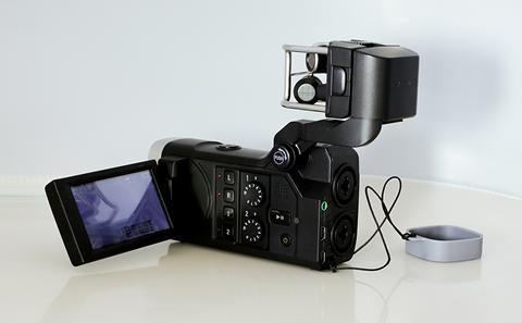 Zoom Q8 HD video camera