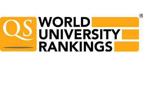 QS world rankings logo