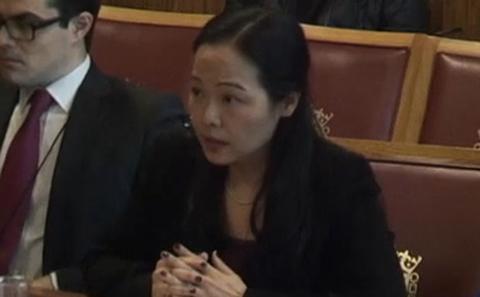 Doctor Monique Chu