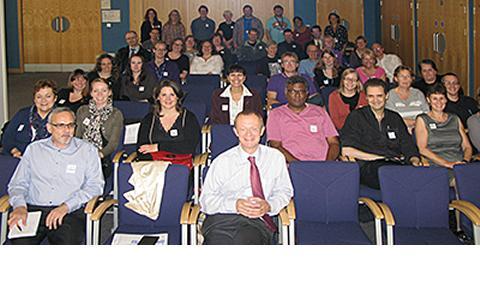 Diagnostic EM expert meeting