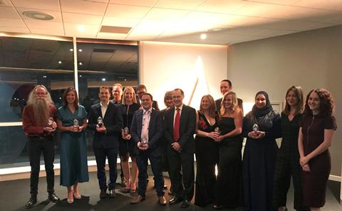 Our VC Awards 2019 winners