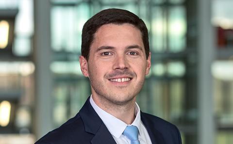 MBA alumnus Matias Rubiolo