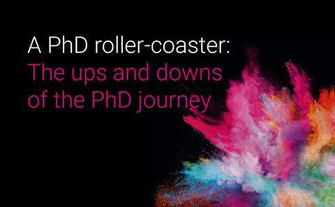 A PhD Roller Coaster